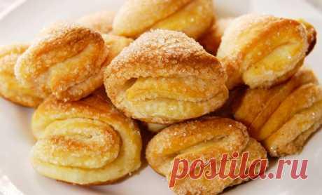 Творожные печенья в духовке – 4 вкусных и быстрых рецепта