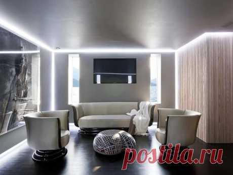 Как красиво применить светодиодную ленту в интерьере | Рекомендательная система Пульс Mail.ru
