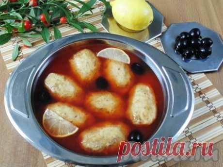 Фаршированная рыба по-еврейски - 11 пошаговых фото в рецепте