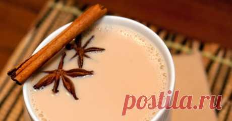 Молоко с пряностями - несколько полезных рецептов