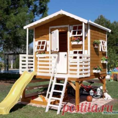Домик для дочки - МирТесен