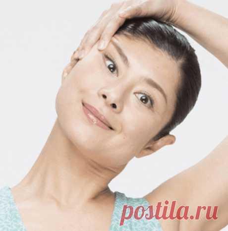 Мамада Йошико: «Рассказываю, как подтянуть лицо, тратя 10 секунд в день! Встань перед зеркалом…»