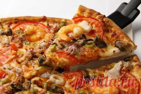 Пицца · Все — MEGOCOOKER