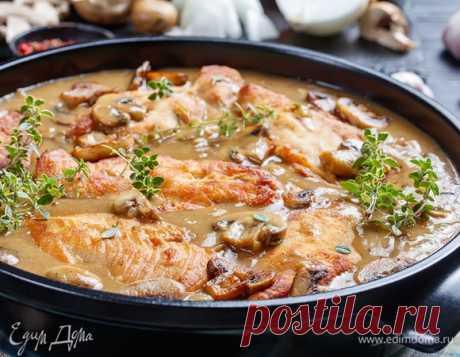 Низкокалорийные блюда из куриной грудки, вкусные рецепты с фото