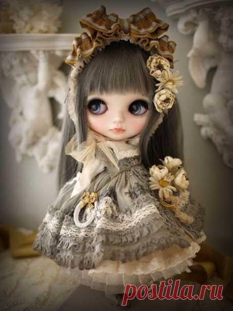 Авторские куколки-стиляги