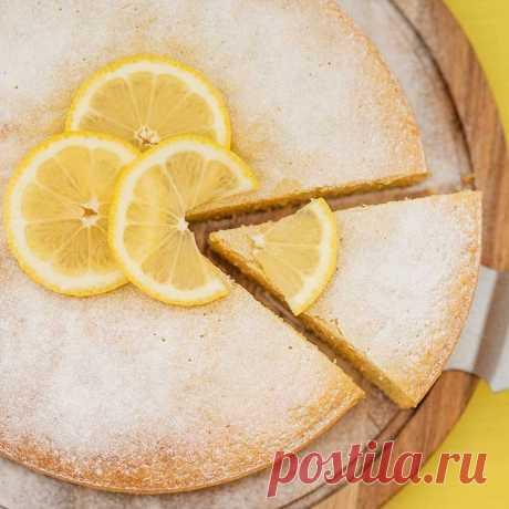 Рецепт кето пирога с оливковым маслом