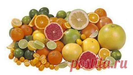 Цитрусовая диета для похудения