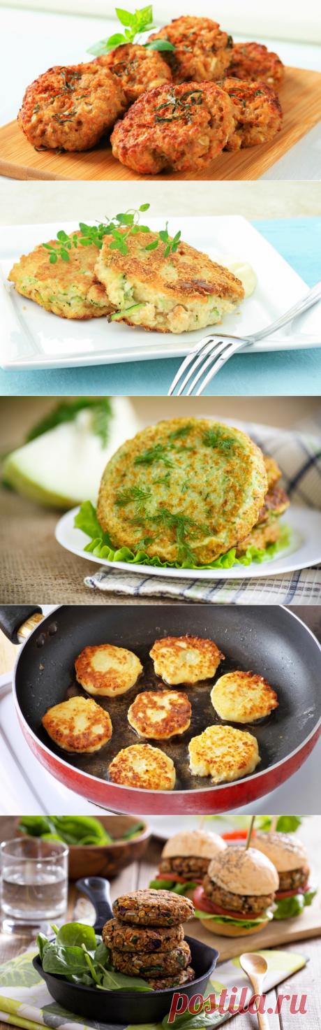 Как приготовить домашние котлеты без мяса? | Еда и кулинария