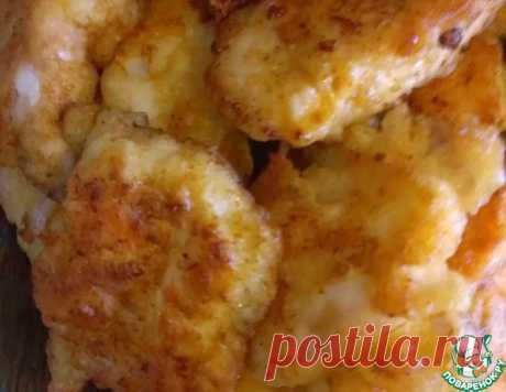Курица в сырном кляре – кулинарный рецепт