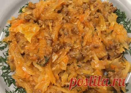 (4) Бигус из свежей капусты - пошаговый рецепт с фото. Автор рецепта Ольга Кисленко (Колтырева) . - Cookpad
