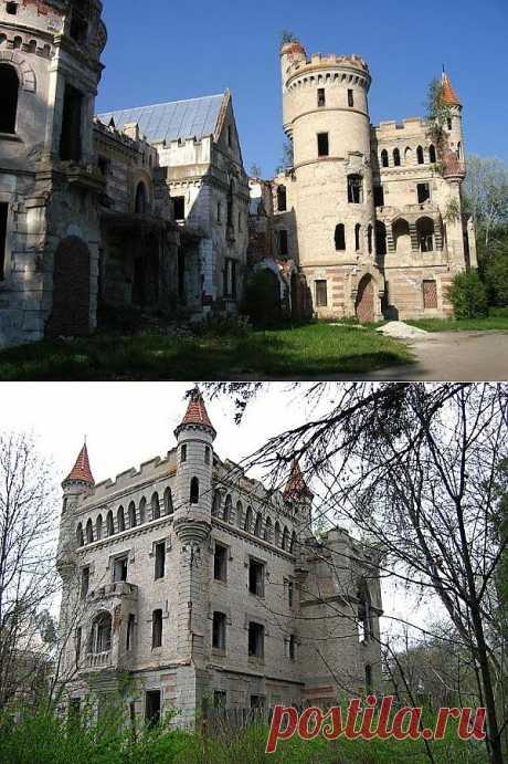 Замок в Муромцево - Румбур