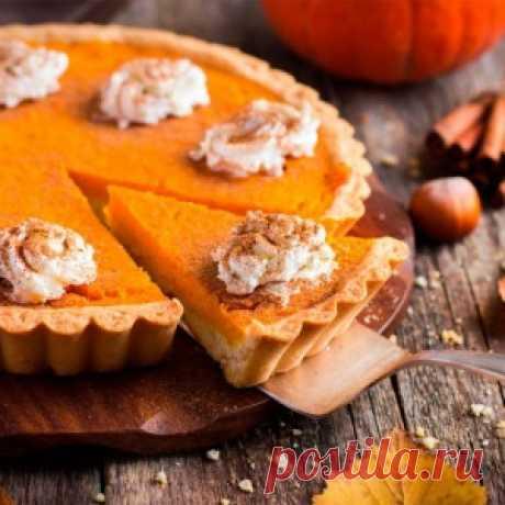 Великолепие тыквенных пирогов – подборка небанальных рецептов