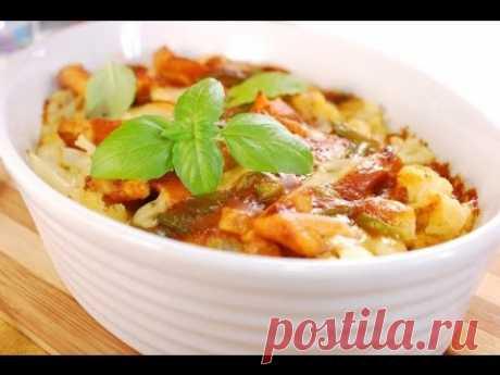Картошка по-турецки Очень вкусный, быстрый и простой  рецепт.