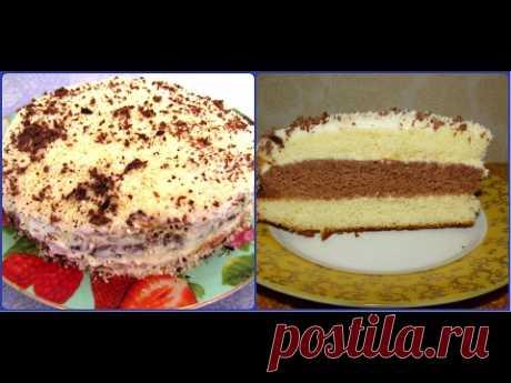 """Торт """"Мечта жизни"""" (+ВИДЕО) - Затейка.com.ua - рецепты вкусных десертов, уроки вязания схемы, народное прикладное творчество"""