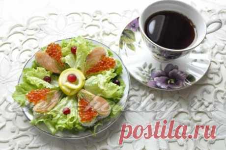 """El desayuno para querido: el canapé \""""los Corazoncitos\"""", la receta"""