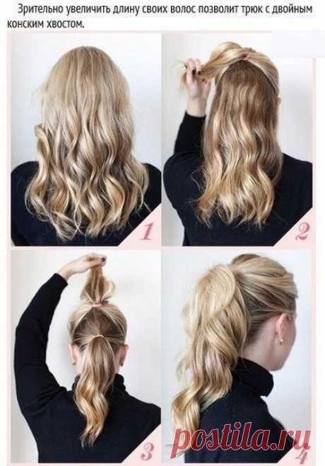 Секреты укрощения волос        источник