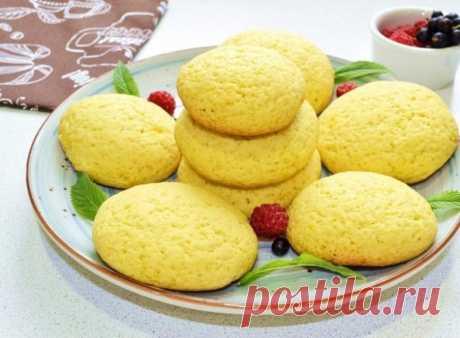Печенье с вареными желтками — Sloosh – кулинарные рецепты