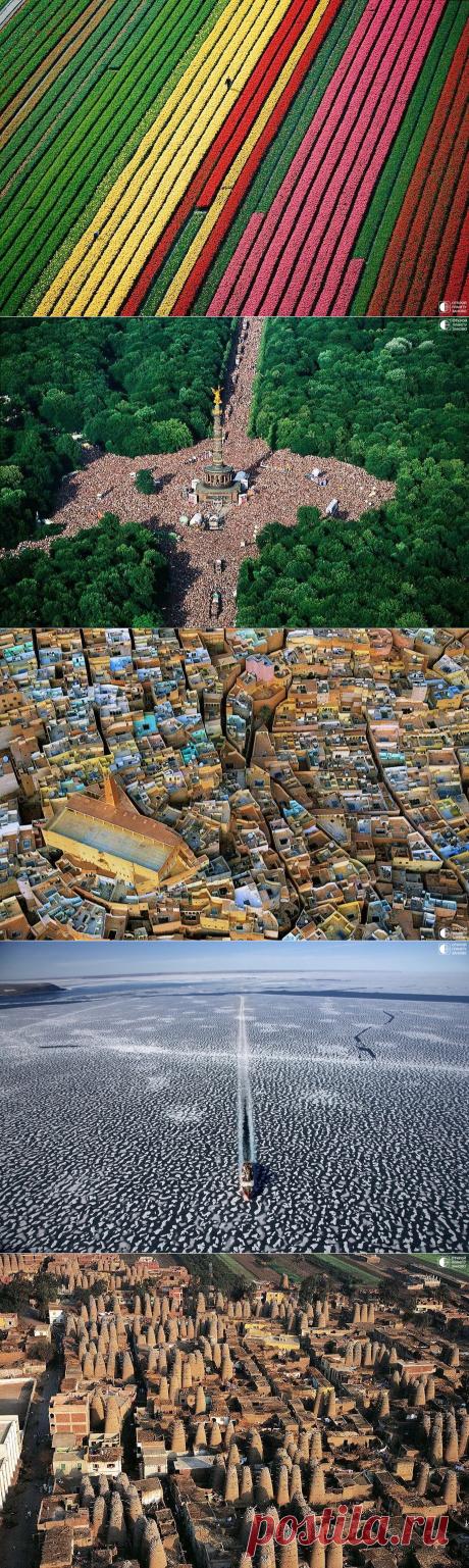 aerofotoputeshestvie por los países y los continentes con el fotógrafo francés por Yanom Artyusom-Bertranom - Viajamos juntos