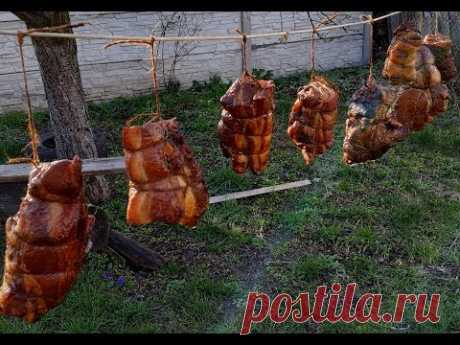 Подчеревок горячего копчения против свиных рёбер, выбираем победителя!
