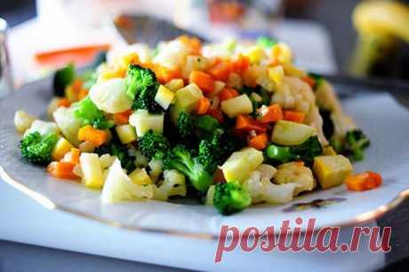 Легкое ризотто с овощами — Sloosh – кулинарные рецепты