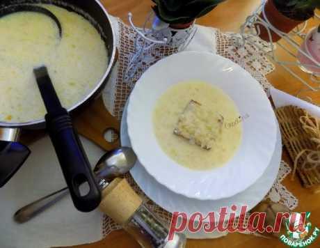 Французский луковый суп по-деревенски – кулинарный рецепт