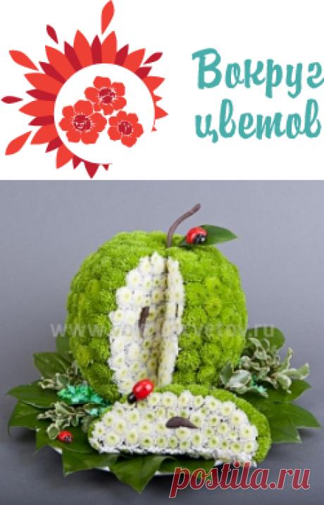 Интернет магазин цветов отличного качества с бесплатной доставкой по Москве и области