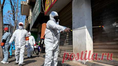 Deutsche Welle: в Китае вводится смертная казнь за сокрытие симптомов коронавируса | VestiNewsRF.Ru