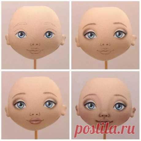 трафарет лица куклы: 4 тыс изображений найдено в Яндекс.Картинках