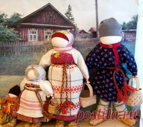 Тема 3. Анатомия и символика тряпичной куклы