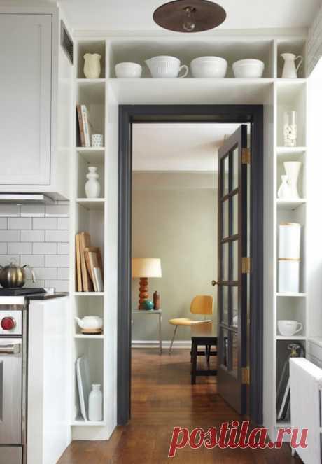 8 полезных советов по обустройству маленькой квартиры – Roomble.com