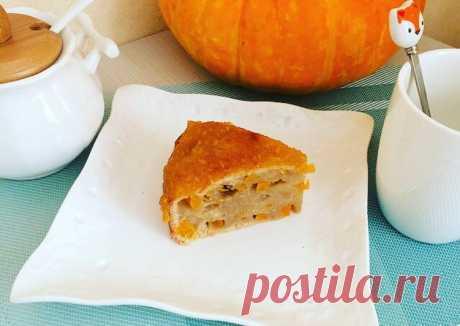 (1) Тыквенный пирог с глазурью 🥧 🎃 - пошаговый рецепт с фото. Автор рецепта Alice Yashina . - Cookpad