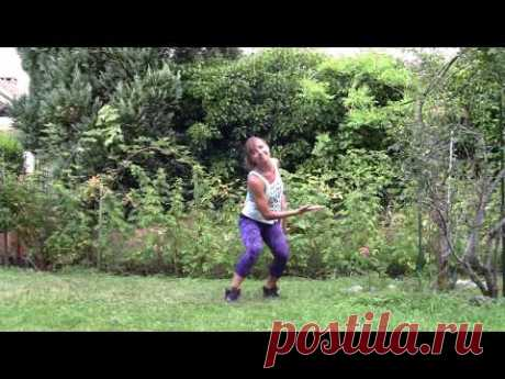 Step 3: Basic Cumbia for Zumba - Irina Kirkman - Zester