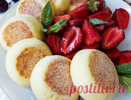 Низкокалорийные ПП сырники. Рецепты вкусных диетических сырников