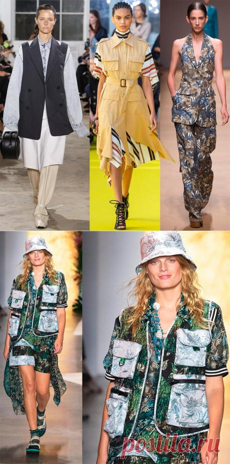 Модные женские жилеты 2019 года - медиаплатформа МирТесен