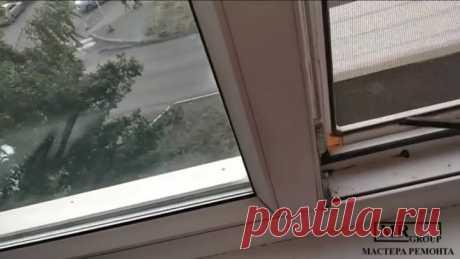 Замена уплотнительных резинок на пластиковых окнах своими руками