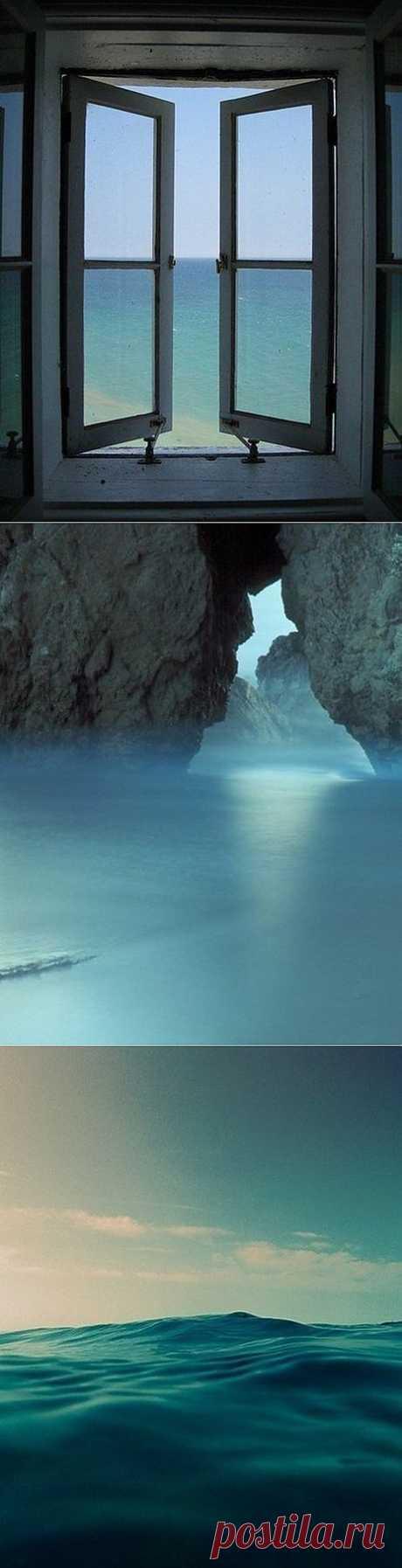 Почувствуй на губах вкус моря