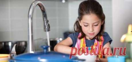 Как приучить ребенка к домашним обязанностям | Svet-mama