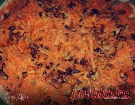 Салат из моркови с имбирем, пошаговый рецепт, фото, ингредиенты - katja-katerina