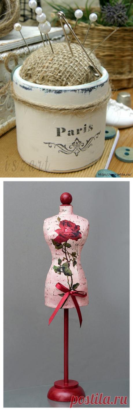 Винтажный hand-made | Записи в рубрике Винтажный hand-made | Вдохновлялочка Марриэтты