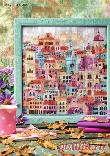 Котейкины хотелки;): Город Розовой Мечты и Стокгольмские Домики