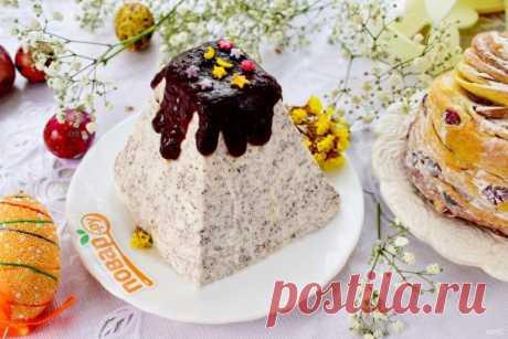 Пасха с шоколадом - пошаговый рецепт с фото на Повар.ру