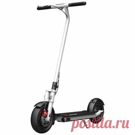 Электросамокат Kugoo S4 11 Ah JILONG (белый) - характеристики фото купить цена в Минске