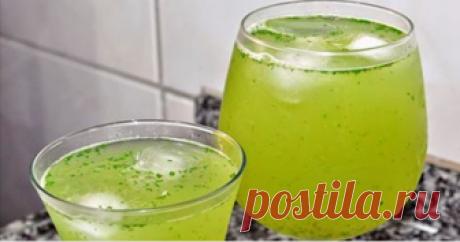 Супер напиток избавит за 5 дней от отёков, токсинов и уменьшит объем талии! Только с двумя компонентами, этот рецепт является прекрасным средством для здоровья и...