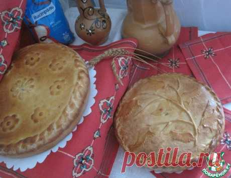 Чувашский рыбный пирог – кулинарный рецепт