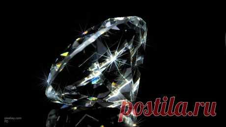 Крупнейший в российской истории цветной алмаз добыли в Якутии   Новости
