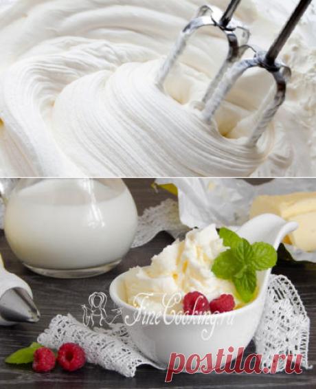 Делаем жирные сливки из молока и масла своими руками