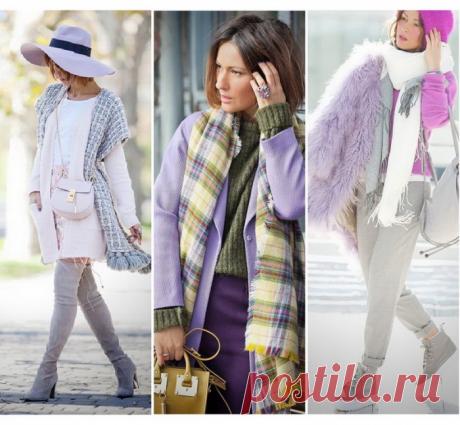 Как завязывать красиво шарф на пальто или куртку?Подписывайтесь на обновления нашей странички на Фэйсбук и Pinterest чтобы не пропустить самое интересное и обязательно поделитесь с друзьями! До скорых встреч! С любовью, «Полезные советы хозяйкам
