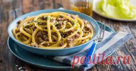 Макароны с мясом — рецепты в мультиварке, на сковороде и в духовке, с картошкой, сыром, овощами - Женская красота