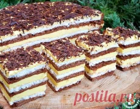 "Торт ""Баунти"" – кулинарный рецепт"