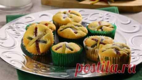 Aprende cómo hacer cupcakes de rosca de reyes ¡Receta fácil! – Hoy En Belleza